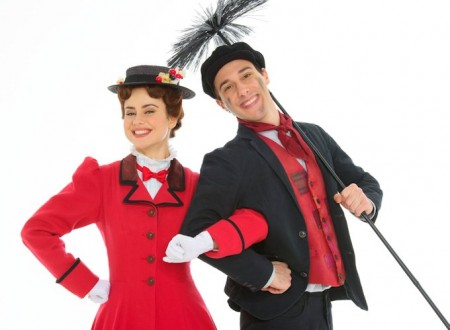 Visti per voi: Mary Poppins in musical
